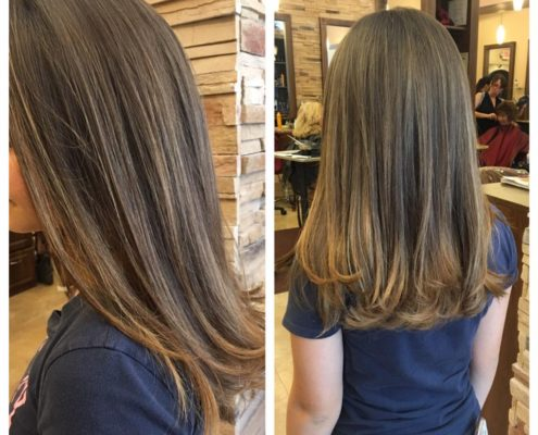 Balayage Color by Kristi