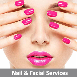 Nail & Facial Services at Conte Salon