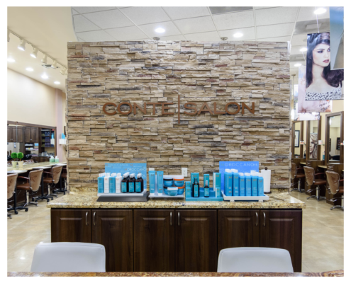 About Us - Conte Salon